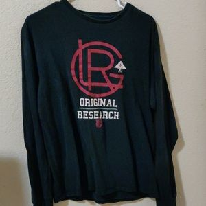 Lrg long sleeve shirt